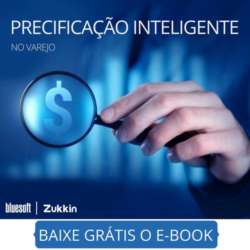 e-book: Precificação Inteligente no Varejo - banner capa